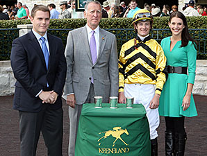 Keeneland Reports Robust Spring Meet Results