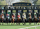 Keeneland, Woodbine Share Simulcast Award