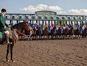 Keeneland Schedules 16 Stakes for Spring