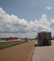 Keeneland Begins Installation of Dirt Surface