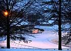 Snow Blankets Central Kentucky