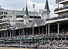 CDI Reports Record $194.3M in Derby Day Bets