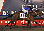 Filly Khawlah Takes Thrilling UAE Derby