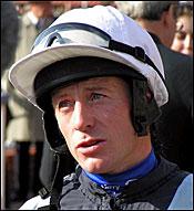 Jockey Fallon Seeks Kentucky License