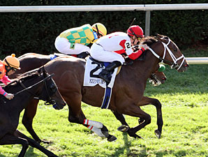 Kindergarden Kid wins the 2012 Sycamore.