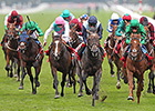 Kingston Hill Convincing St. Leger Winner