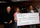 Hoke Donates $53,600 to Komen-Lex
