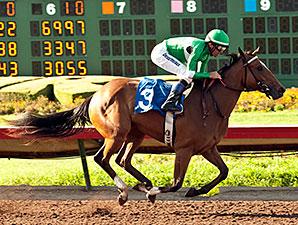 LaGrange wins the TVG Cinderella Stakes.