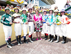 Lady Legends Return to Pimlico