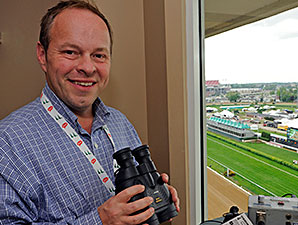Collmus to Succeed Durkin as NYRA Race Caller