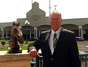 McGlasson Promoted to Starter at Turfway Park