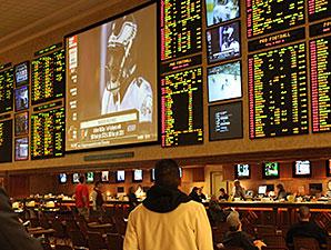 vegas sports betting push