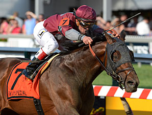 Last Gunfighter Faces Flat Out in Suburban
