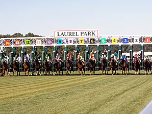 Ten Stakes Added to Laurel Fall Schedule