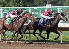 Le Bernardin Prevails in Pegasus Stretch Duel