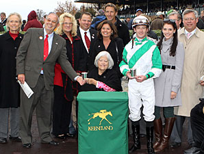 Keeneland Reports Strong Gains in Fall Meet
