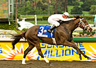 Leah&#39;s Secret Dominates Millions Distaff