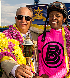 Podcast: Trainer Mark Casse and Queen's Plate
