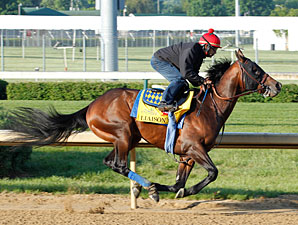 Liaison - Churchill Downs April 25, 2012.