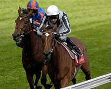 Henry Cecil Back in Lime 'Light' with Oaks Victory