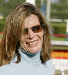 Linda Rice Joins Whitehall Stable
