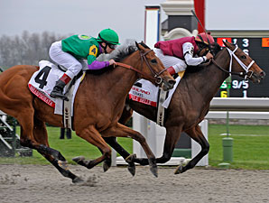 Little Belle re-rallies to take the Ashland over Bsharpsonata.
