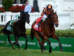 Little Mike Takes Turf Classic in Big Effort
