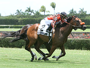 Little Nick wins the 2009 Bob Umphrey.