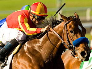 Top West Coast 2YOs Duel in CashCall Futurity