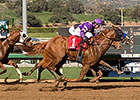 Lord Nelson Nabs Texas Red in San Vicente