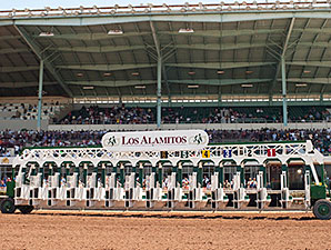 Los Alamitos Earns NTRA Safety Accreditation