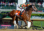 Lovely Maria Easily Captures Kentucky Oaks