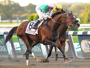 Lunar Victory wins the 2012 Empire Classic.