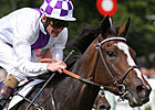 Lush Lashes Wins Yorkshire Oaks in Style