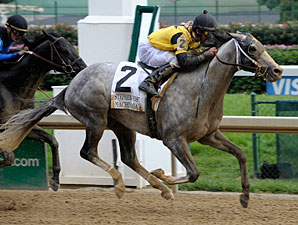 Macho Again in Fast Whitney Workout