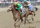 Madefromlucky Takes Peter Pan, Belmont Next