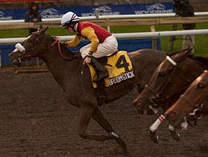 Magic Broomstick wins the 2012 River Memories.