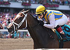 Majestic River Rolls to Molly Pitcher Win