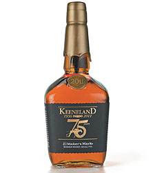 Keeneland Honored With Maker's Mark Bottle