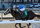 Strategy Key in Four-Horse Distaff Handicap
