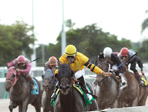 Manicero wins the 2010 Jack Price Juvenile.