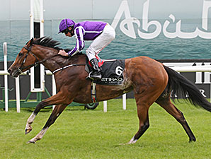 Marvellous Grabs Classic Glory at Curragh