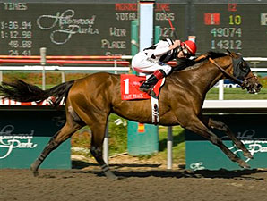 Mast Track Finds Gold for Frankel, Baze