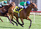 Marvelous Mauralakana Wins Beverly D.