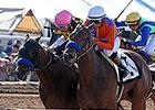Maybellene Wins Sunland Oaks Via Callback DQ