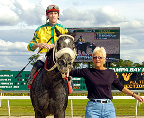 Trainer McBride Logs 1,000th Win