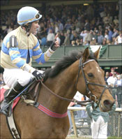 Mcdynamo Dynamic in Royal Chase at Keeneland