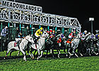 Meadowlands Cancels Friday Card