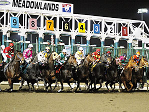 Meadowlands Kicks Off Turf Meet Oct. 11