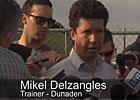 Melbourne Cup Carnival - Mikel Delzangles